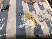 Bed Sheet for single bed Looney Tunes$6