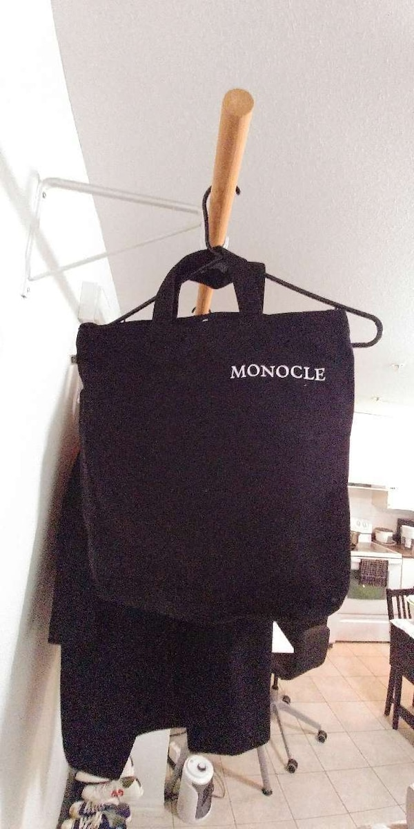 01fbe26d20ea Used The Monocle Voyage Sling Tote Bag for sale in Vancouver - letgo