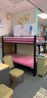 New in box bunk bed with mattress $425 Nashville, 37211