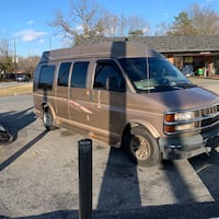 Chevrolet - Conversion Van Mark 3 - 1997 Fort Washington, 20744