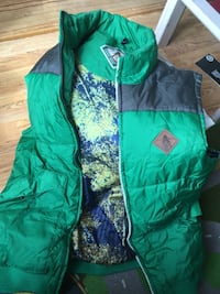 Volcom vest, medium worn a couple times only Oslo, 0553