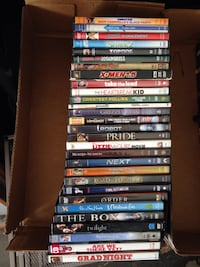 DVDs $2.00 each or 3 for $5.00 Fort Myers, 33907