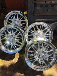 Great Christmas Present Apex 200 Chrome Wheels Portland, 97229