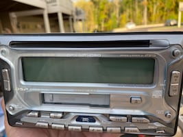 Kenwood DPX-MP4050 MP3 CD & Tape Player (Includes Remote Control).