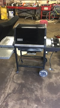 black and gray Weber gas grill Danbury, 06810