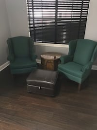 Pair of Wing back Chairs Baton Rouge, 70817