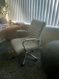 White Office chair Arlington, 22201