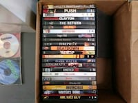 Dvds & PC games Algona, 98001