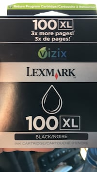Lexmark 100XL ink *new* Martinsburg, 25401