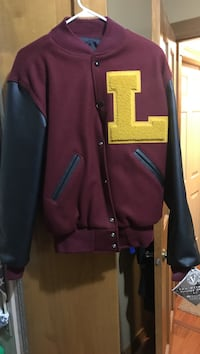 Loyola letterman jacket size small never worn with tags Dyer, 46311