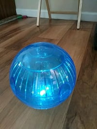 Blue light up hamster ball Oceanside, 92056