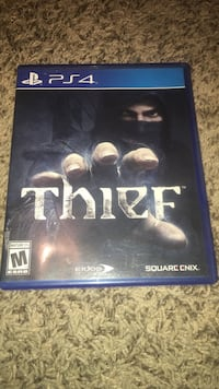 Thief PS4 Game Howe, 75459