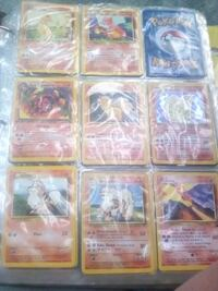 nine Pokemon trading card collection Louisville, 40210