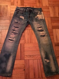 Cult of individuality jeans New York, 10461