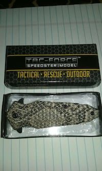 Tac-Force, small Cobra pocket knife