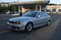 2004 BMW 325Ci Coupe Local Low km 325ci coupe !! Coquitlam