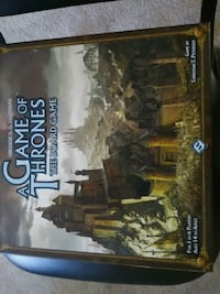 Game of Thrones:the board game Allen, 75002