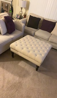 Stylish three piece living room set for sale!