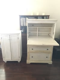Desk / Hutch and Cabinet  Long Beach, 90808