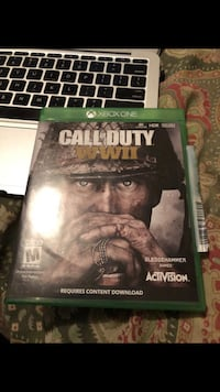 Xbox One Call of Duty WWII case Linden, 07036