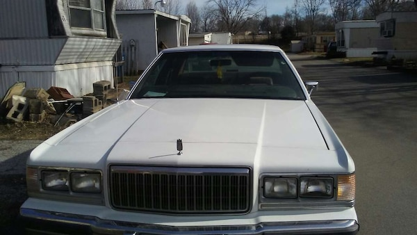 Used 89 Mercury Grand Marquis With 22s For Sale In Bloomington Letgo