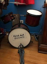 First Act discovery drum set Tinley Park, 60477