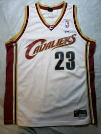 Lebron James Cleveland  Cavaliers rookie Jersey  Alexandria, 22312