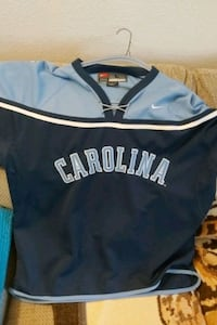 North Carolina hockey jersey