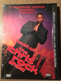 Best of The Chris Rock Show - Vol 1 - Brand New DVD Whitby, L1R 0H6