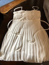 Cream Chiffon Romantic Sundress NWT Las Vegas, 89109