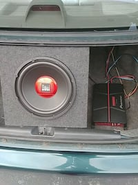 black and gray JBL subwoofer Clarksville, 21029