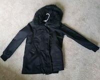 Black winter jacket from Express (M) Maplewood