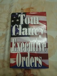 Tom Clancy Executive Orders Stuart, 34994