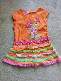 New baby girl dress size 24 months Wilmington, 28403