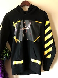 Off-White hoodie Norman, 73069