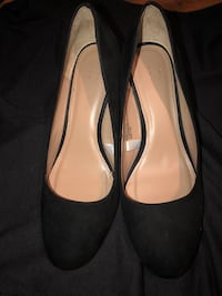 Black Wedges size 7 Gainesville, 20155