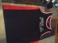 black and red Chicago Bulls jersey Syracuse, 13207