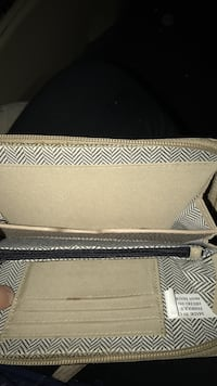 wallet, perfect condition, no holes, no tears, real leather