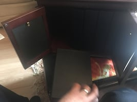 bombay photo album box