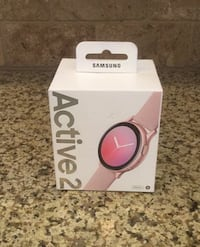NEW, Samsung Galaxy Watch Active 2