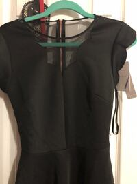 Ted Baker gorgeous black dress BNWT size 0 Mississauga, L4Y