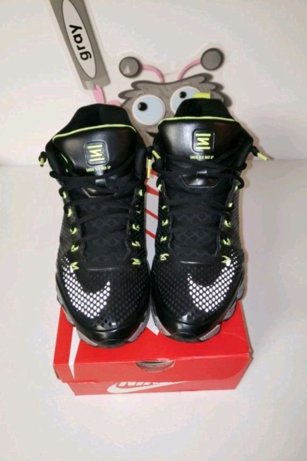 new concept be597 16c04 Nike Shox TLX MID SP