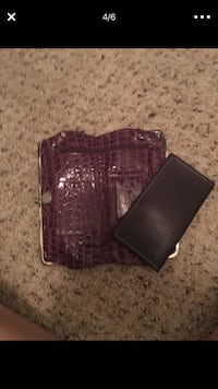 black and gray leather wallet Fort Walton Beach, 32547