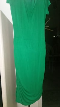 New unopened- Wendy Williams green Small dress