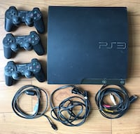 Sony PlayStation 3 Slim console with 17 Games
