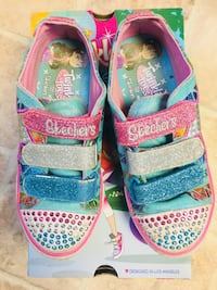 Twinkle toes shoes by Skechers Size 13.5 Kitchener, N2A 2R2