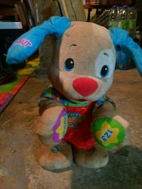Fisher-Price laugh and learn love to play puppy Chertsey, J0K 3K0