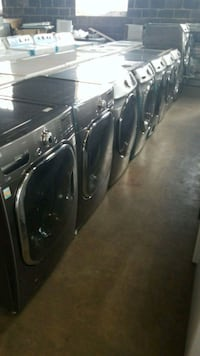 New washer and dryer sets