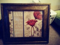 Faith picture with frame  Silver Springs, 34488