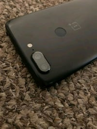 black OnePlus 5t android smartphone  Norman, 73071